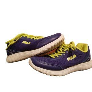 FILA Lite Moves CS Womens Runners Size 6.5/5 M & Y